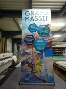 Roll Up pour le Grand Massif