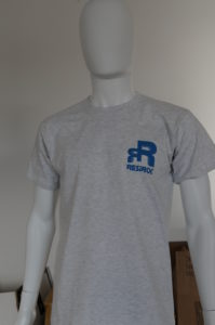 Tee-shirts sérigraphiés pour Resiroc