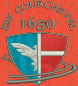 Logo à broder version programe informatique