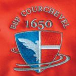 Logo brodé sur veste softshell - Rendu final