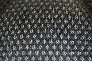 Soft mesh - Le filet soft mesh est respirant et confortable, parfait pour une utilisation sportive