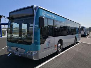 Covering pour 4 bus Transdev en Savoie (73)