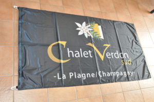 Pavillon Chalet Verdon