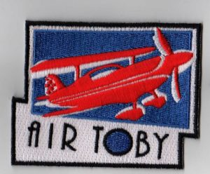 Ecusson Air Toby