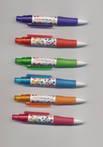 Mini-stylos Val-Thorens