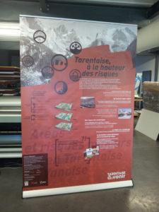 Roll up Tarentaise