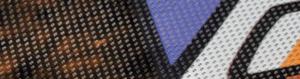 Bâche PVC Microperforé