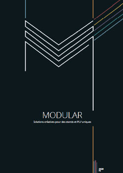 Stands modulables & Salons