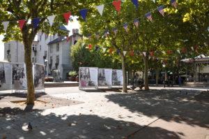 Bâches exposition Aix-les-Bains (73)
